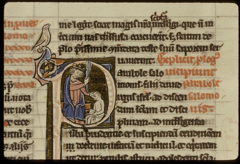 Lyon, Bibl. mun., ms. 0409, f. 285 - vue 2