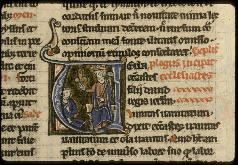 Lyon, Bibl. mun., ms. 0409, f. 295 - vue 2