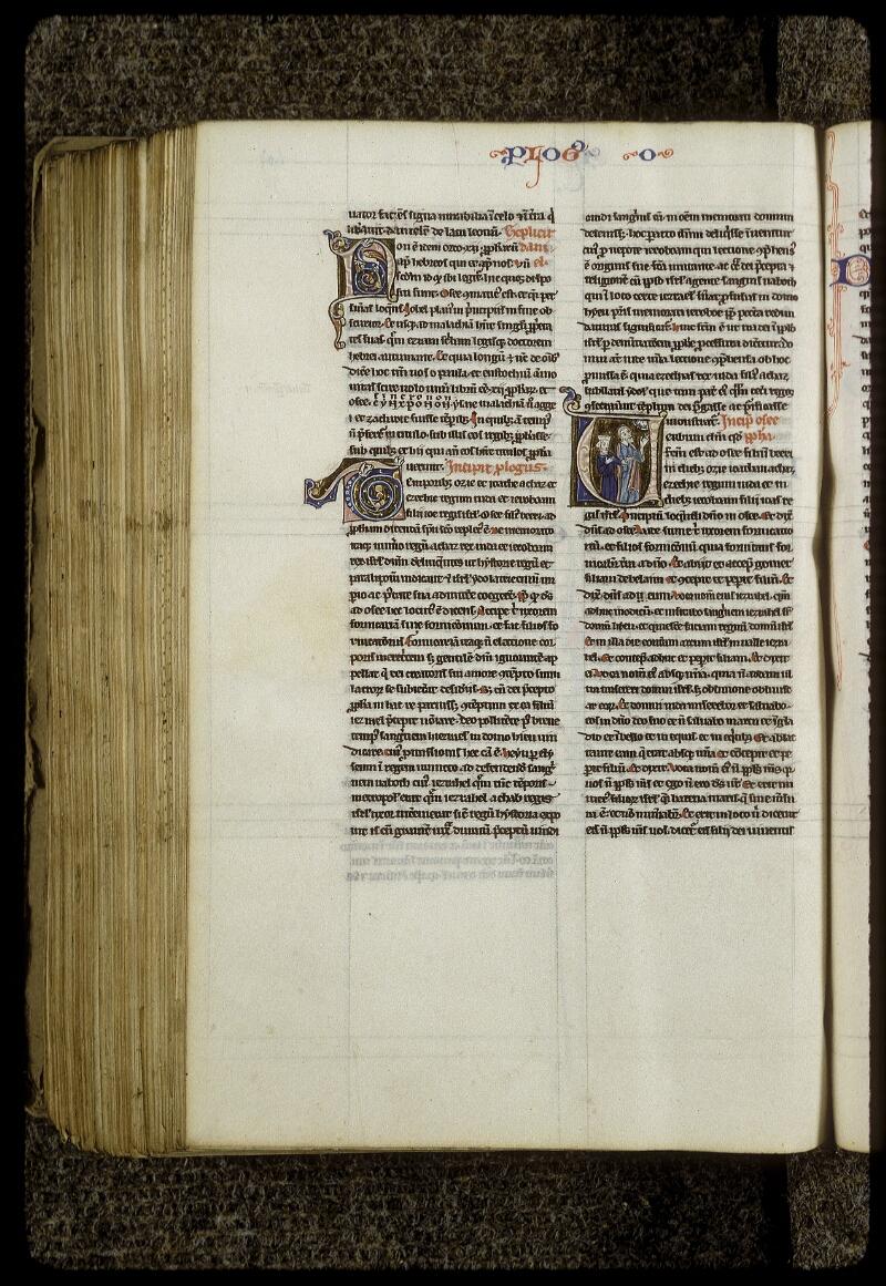 Lyon, Bibl. mun., ms. 0409, f. 407v - vue 1