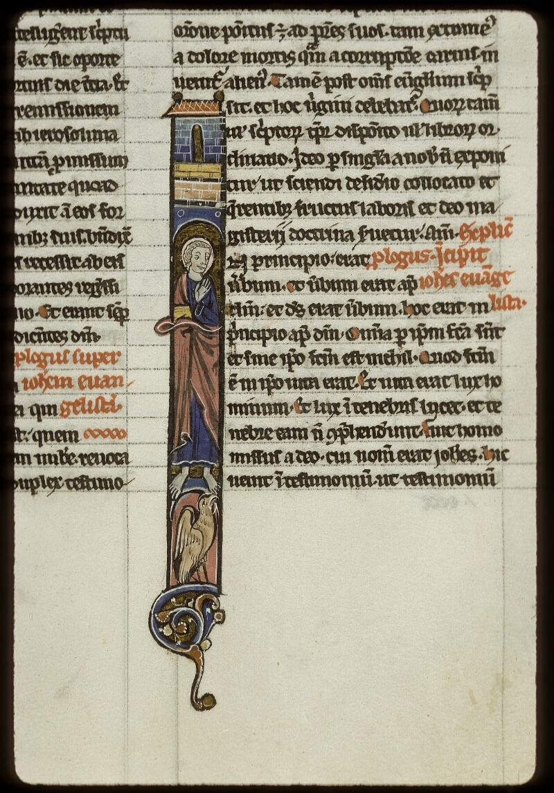 Lyon, Bibl. mun., ms. 0409, f. 487 - vue 2
