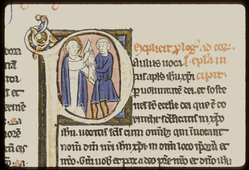 Lyon, Bibl. mun., ms. 0409, f. 503 - vue 2