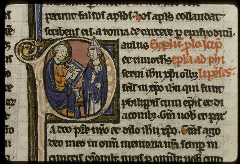 Lyon, Bibl. mun., ms. 0409, f. 515 - vue 2