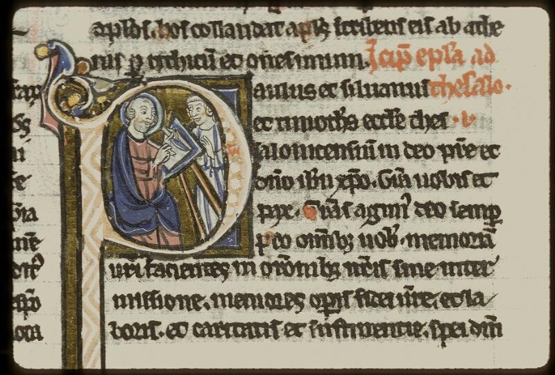 Lyon, Bibl. mun., ms. 0409, f. 517v - vue 2