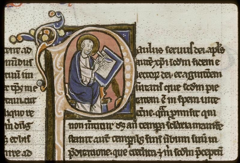 Lyon, Bibl. mun., ms. 0409, f. 522 - vue 2