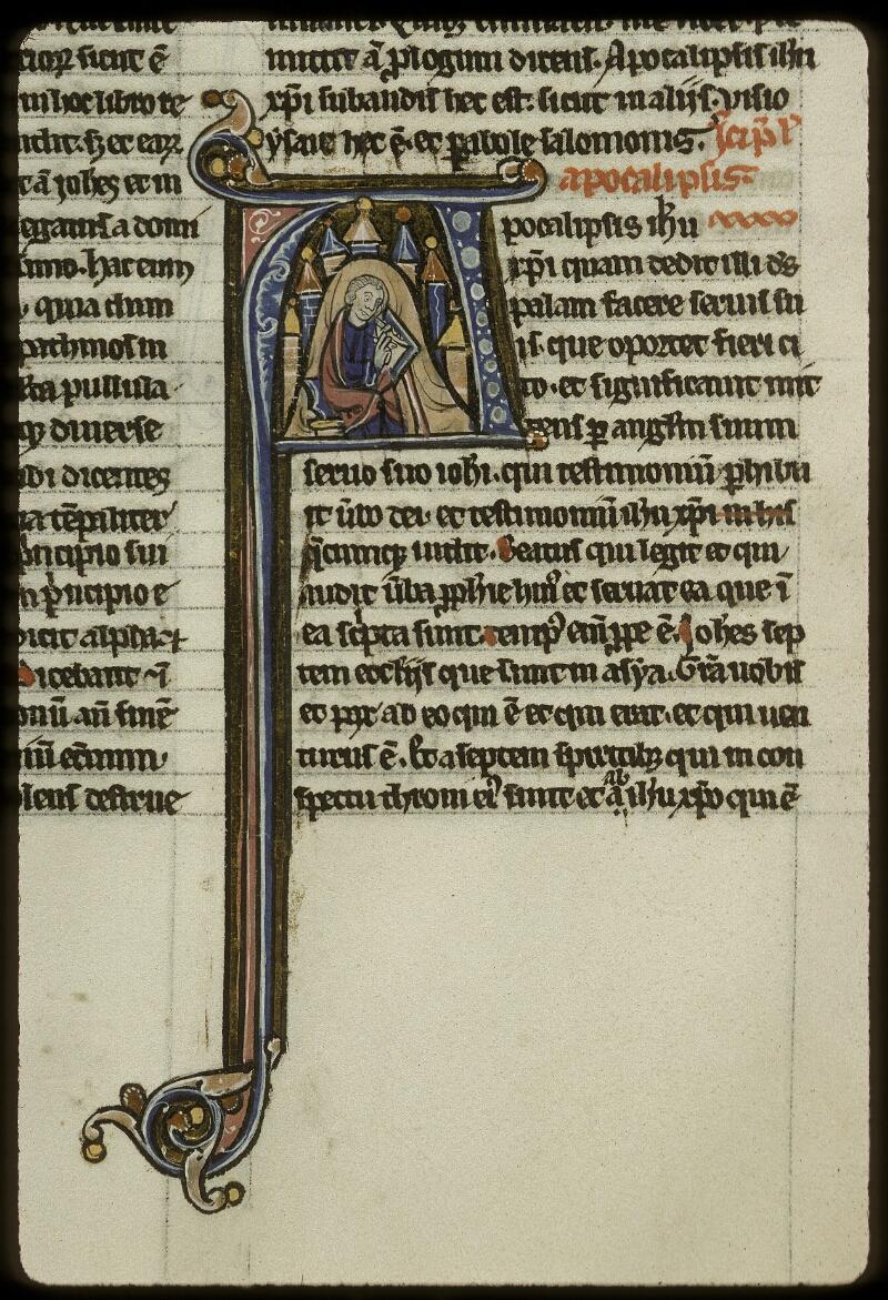 Lyon, Bibl. mun., ms. 0409, f. 548 - vue 1