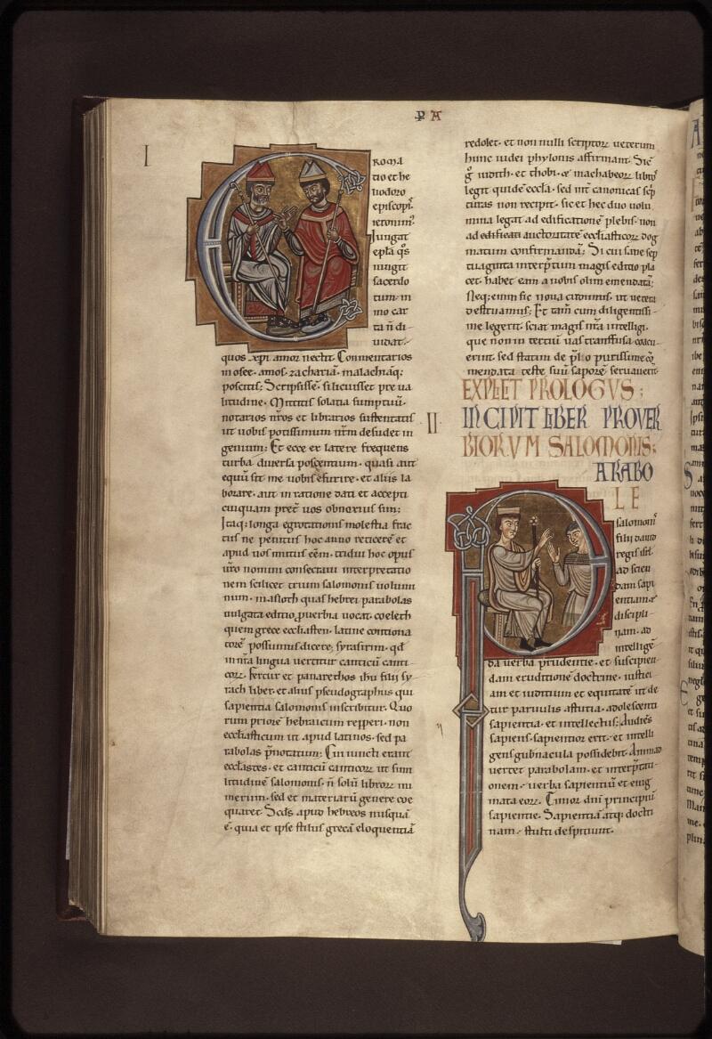 Lyon, Bibl. mun., ms. 0410, f. 193v - vue 1