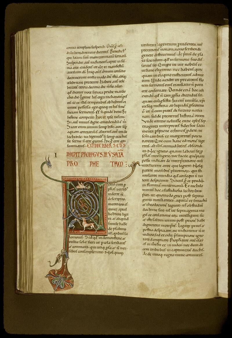Lyon, Bibl. mun., ms. 0411, f. 068v - vue 1