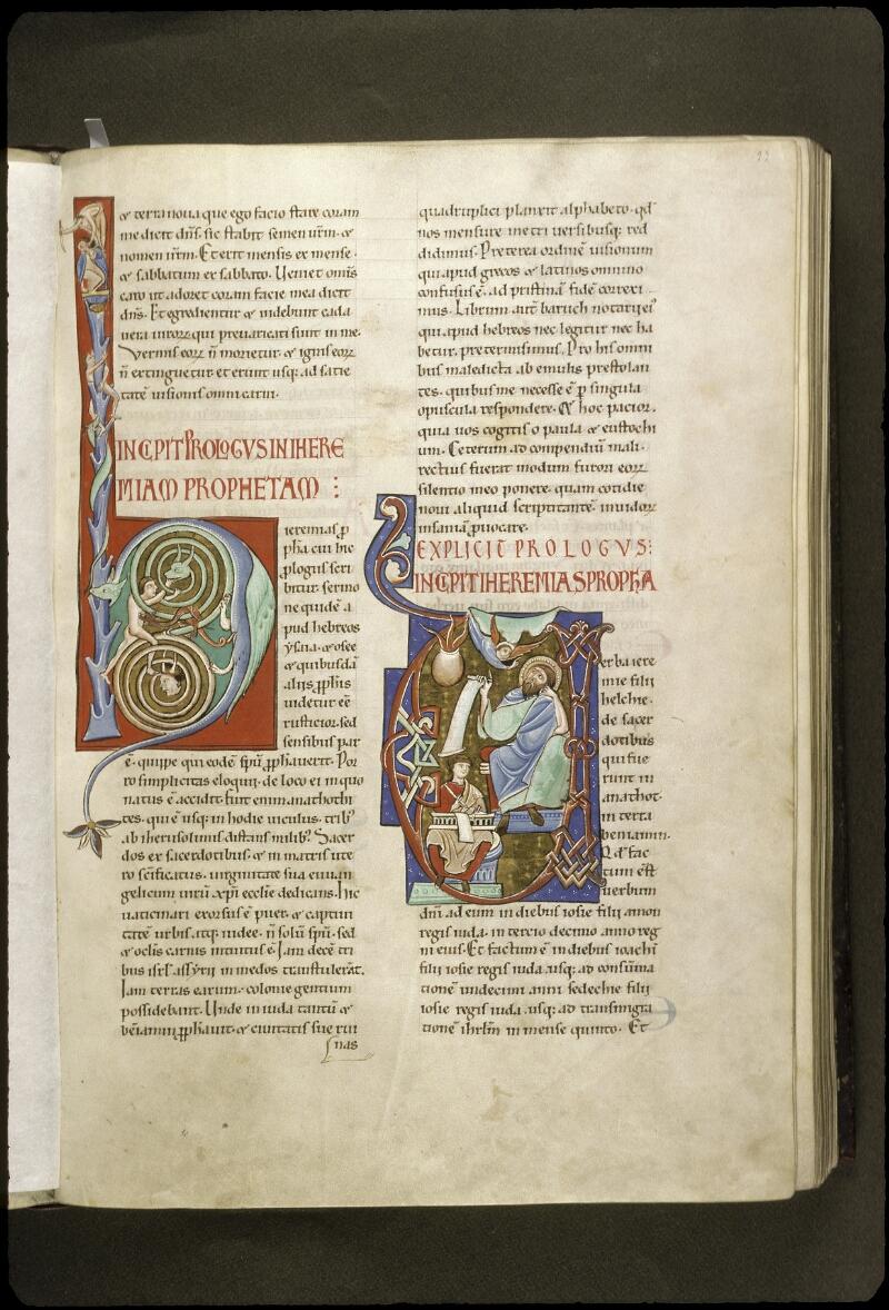 Lyon, Bibl. mun., ms. 0411, f. 093 - vue 1