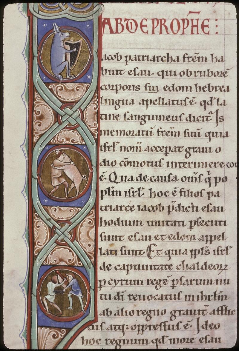 Lyon, Bibl. mun., ms. 0411, f. 164 - vue 2