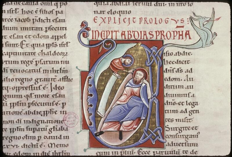 Lyon, Bibl. mun., ms. 0411, f. 164 - vue 3