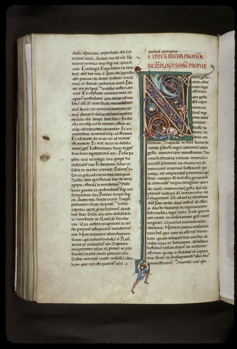 Lyon, Bibl. mun., ms. 0411, f. 168v - vue 1