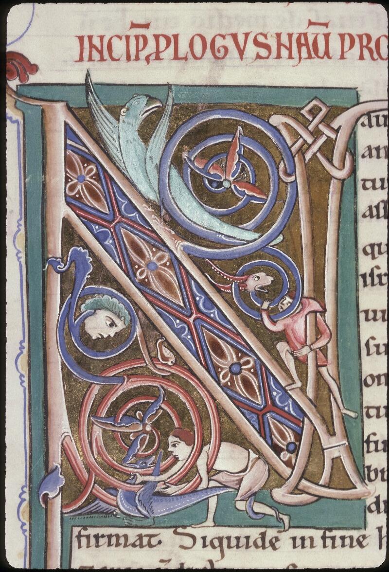Lyon, Bibl. mun., ms. 0411, f. 168v - vue 2