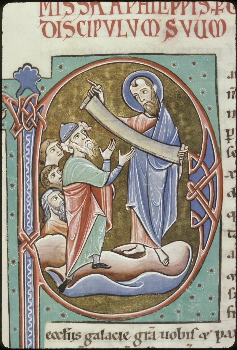 Lyon, Bibl. mun., ms. 0411, f. 199 - vue 2