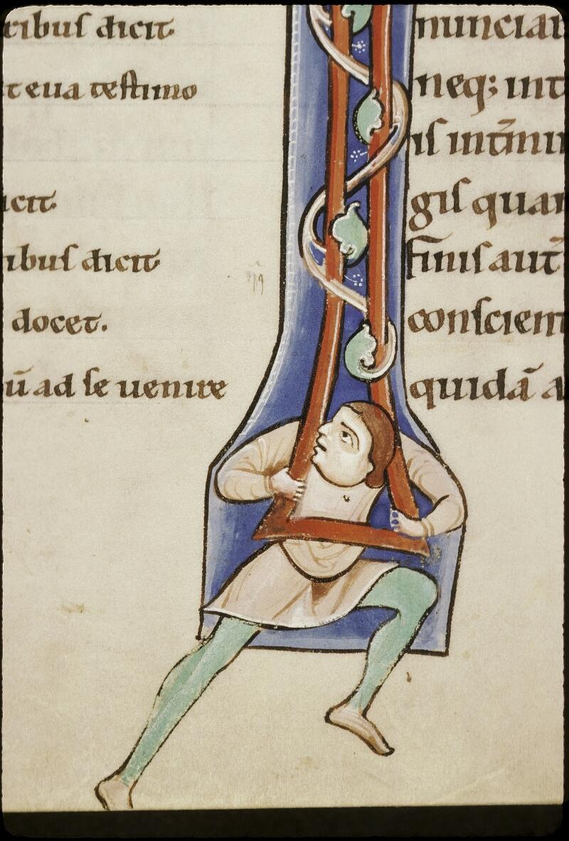 Lyon, Bibl. mun., ms. 0411, f. 209 - vue 3