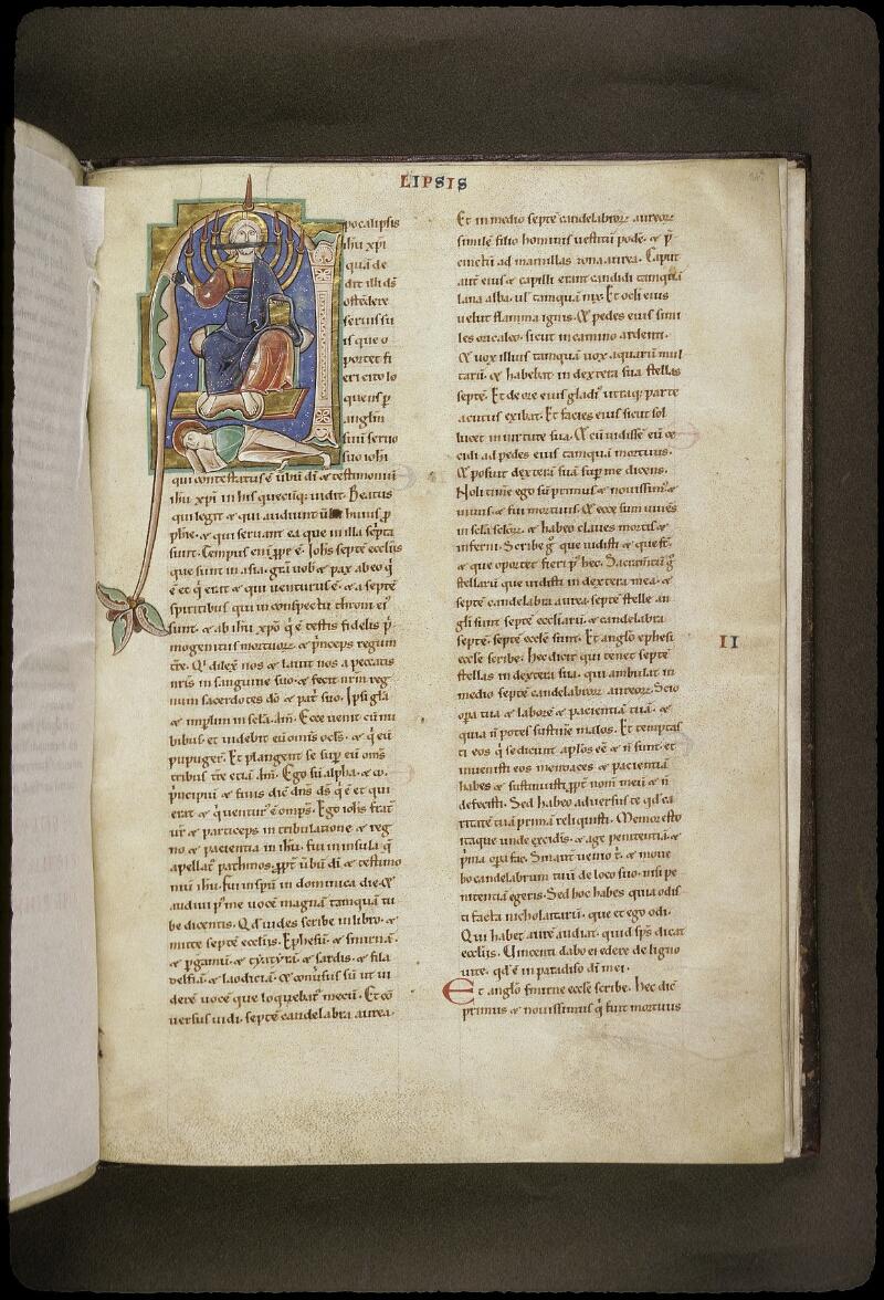 Lyon, Bibl. mun., ms. 0411, f. 243 - vue 1