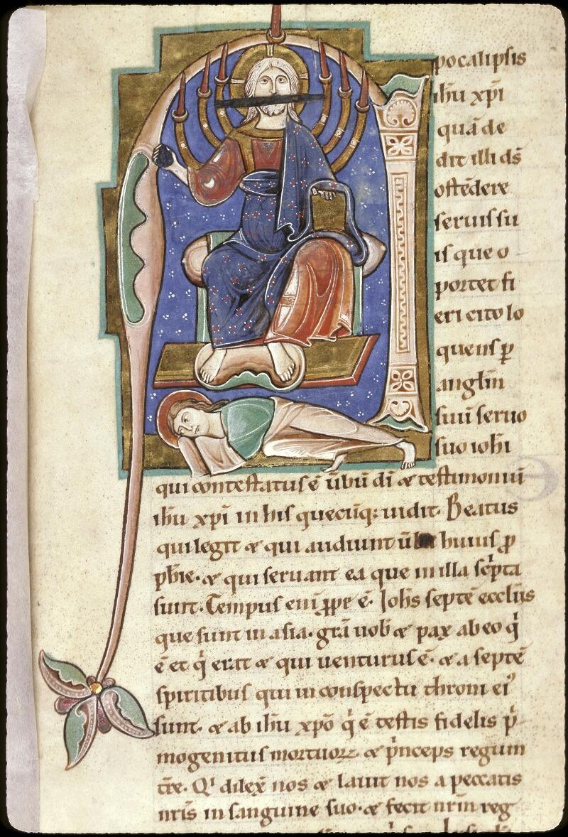 Lyon, Bibl. mun., ms. 0411, f. 243 - vue 2