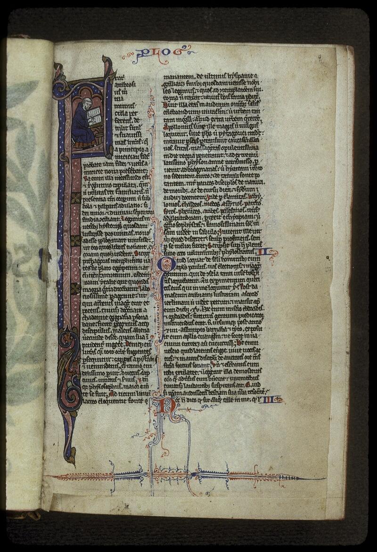 Lyon, Bibl. mun., ms. 0413, f. 002 - vue 1
