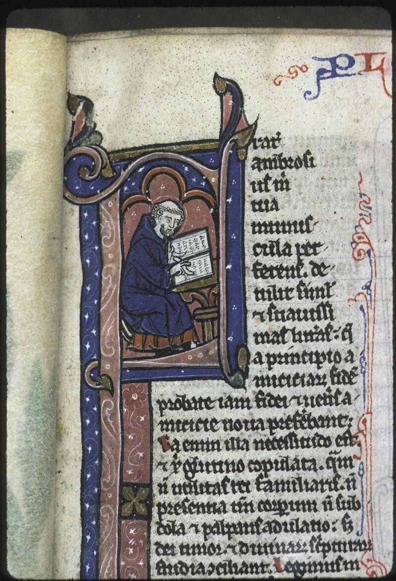 Lyon, Bibl. mun., ms. 0413, f. 002 - vue 2