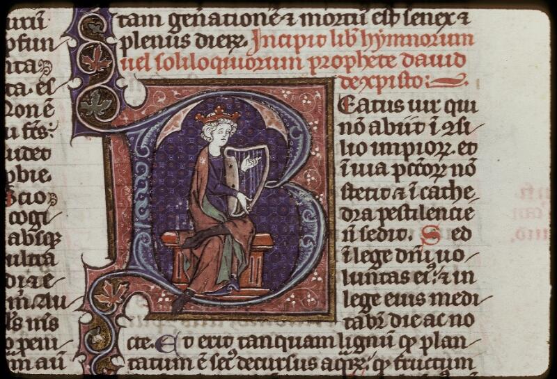 Lyon, Bibl. mun., ms. 0418, f. 198 - vue 2