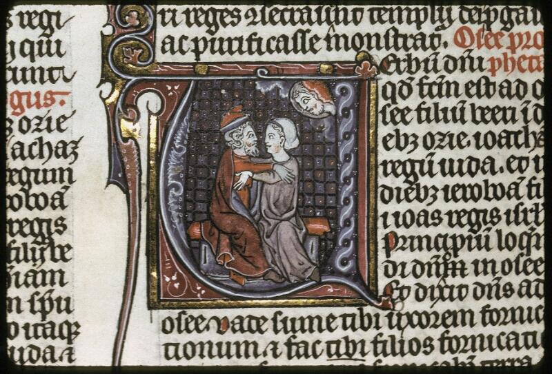 Lyon, Bibl. mun., ms. 0418, f. 321v - vue 2
