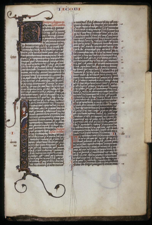 Lyon, Bibl. mun., ms. 0418, f. 434 - vue 1