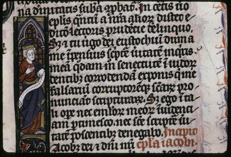 Lyon, Bibl. mun., ms. 0418, f. 434 - vue 2