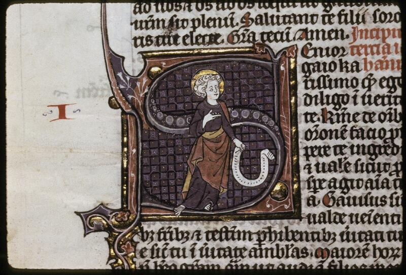 Lyon, Bibl. mun., ms. 0418, f. 438v - vue 2