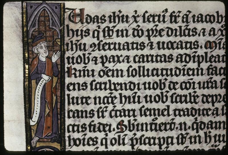 Lyon, Bibl. mun., ms. 0418, f. 438v - vue 3