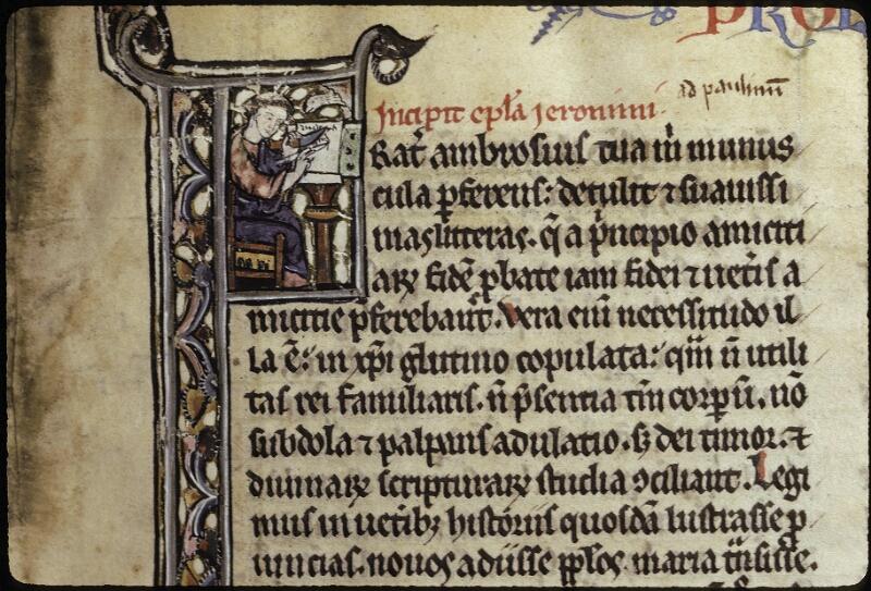 Lyon, Bibl. mun., ms. 0421, f. 005 - vue 2