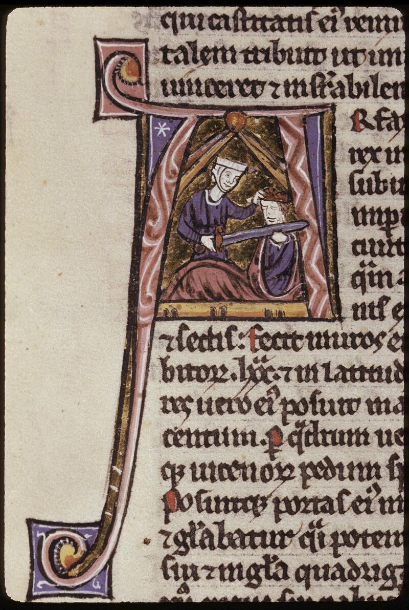 Lyon, Bibl. mun., ms. 0421, f. 179v - vue 2