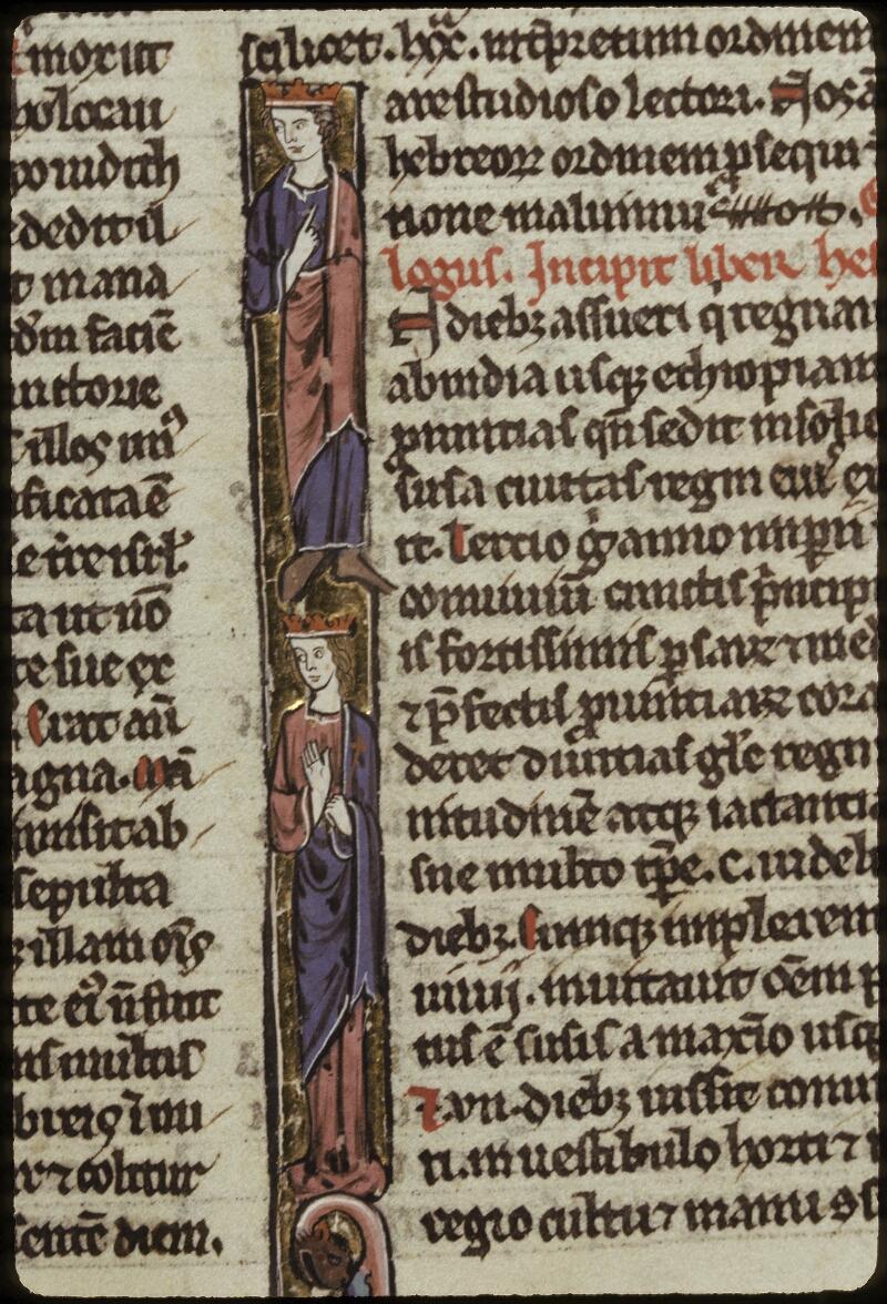 Lyon, Bibl. mun., ms. 0421, f. 184 - vue 2