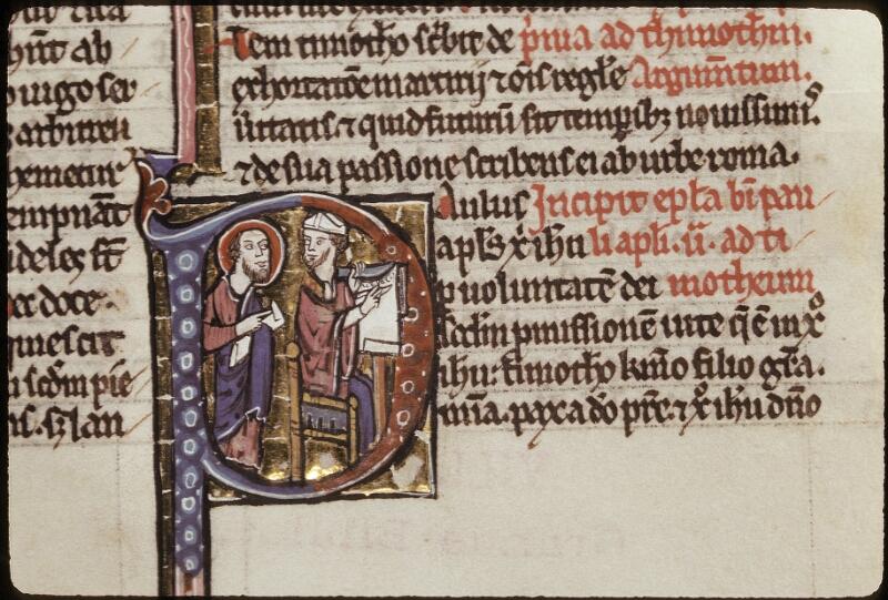 Lyon, Bibl. mun., ms. 0421, f. 401 bis - vue 2