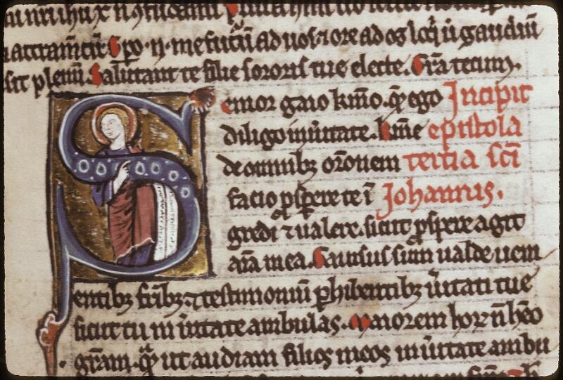 Lyon, Bibl. mun., ms. 0421, f. 422 - vue 1