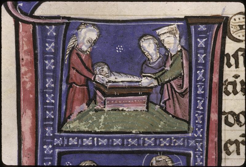 Lyon, Bibl. mun., ms. 0424, f. 025 - vue 3