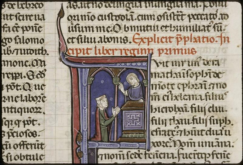 Lyon, Bibl. mun., ms. 0424, f. 105 - vue 2
