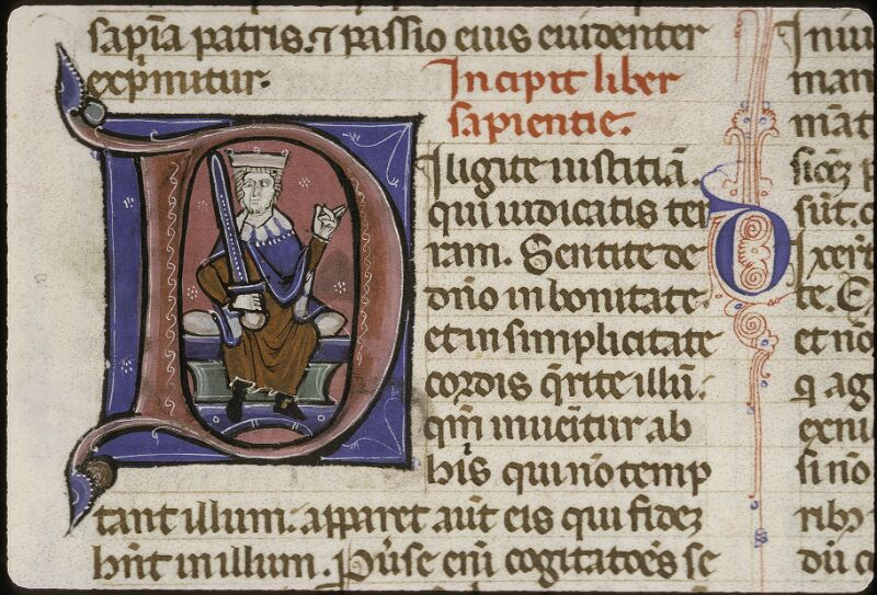 Lyon, Bibl. mun., ms. 0424, f. 261v - vue 2