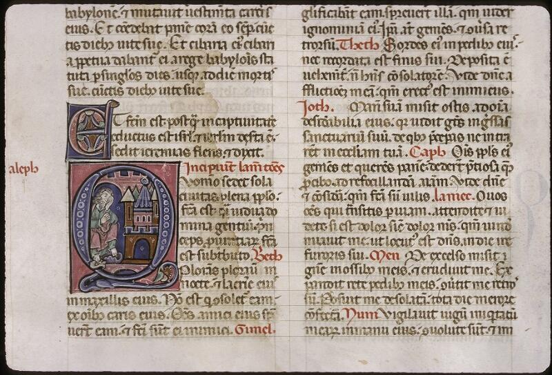 Lyon, Bibl. mun., ms. 0424, f. 326 - vue 1