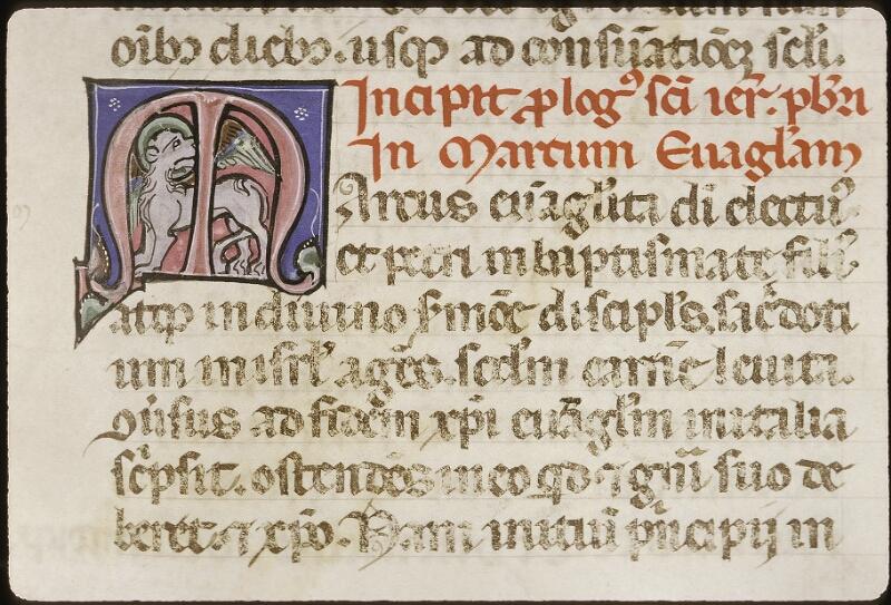Lyon, Bibl. mun., ms. 0424, f. 420 - vue 2