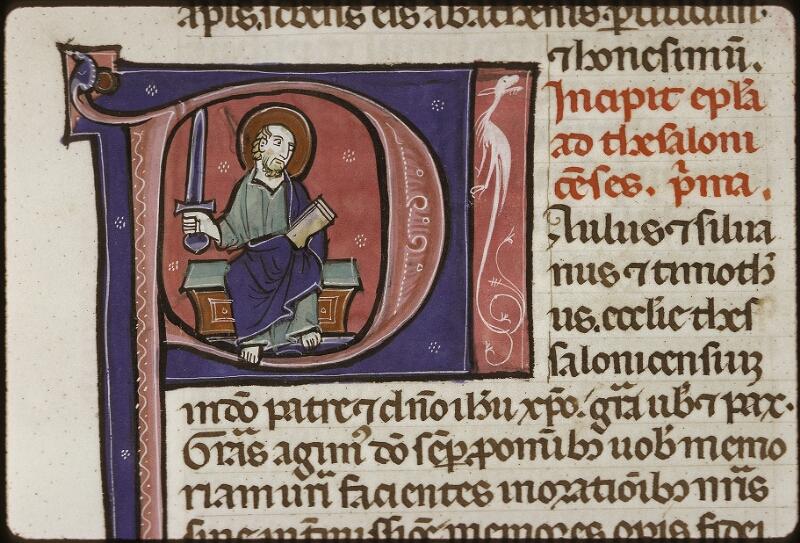 Lyon, Bibl. mun., ms. 0424, f. 473v - vue 2