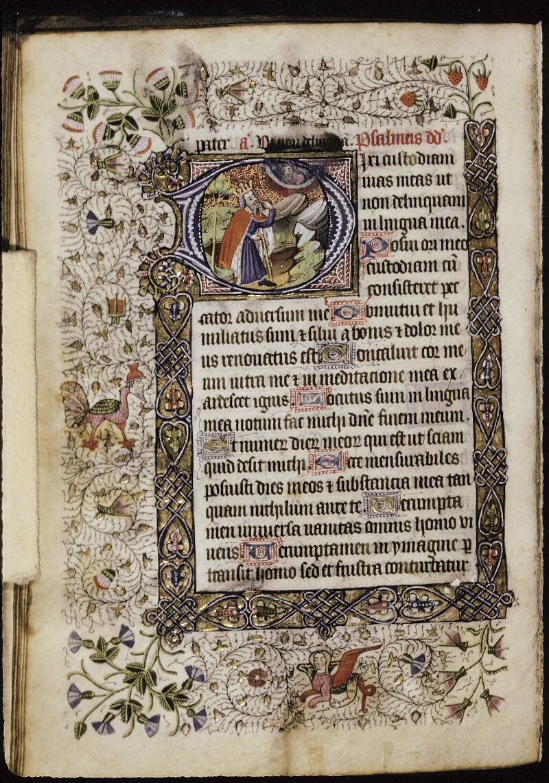 Lyon, Bibl. mun., ms. 0428, f. 032v - vue 1