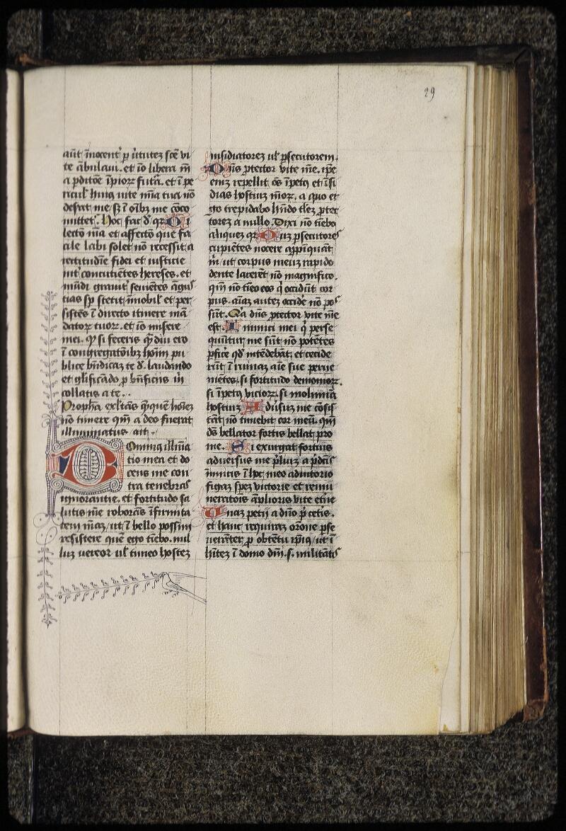 Lyon, Bibl. mun., ms. 0454, f. 029 - vue 1