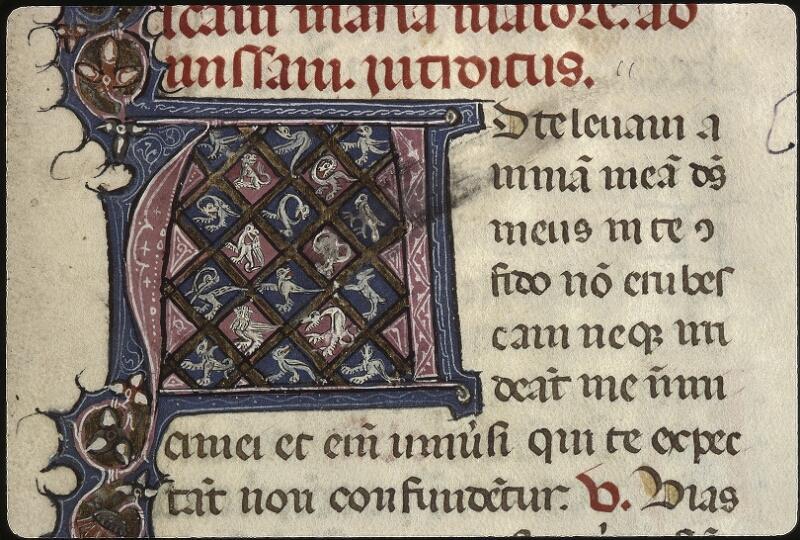 Lyon, Bibl. mun., ms. 0512, f. 014 - vue 2