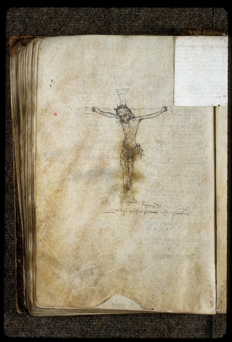 Lyon, Bibl. mun., ms. 0512, f. 109v - vue 2