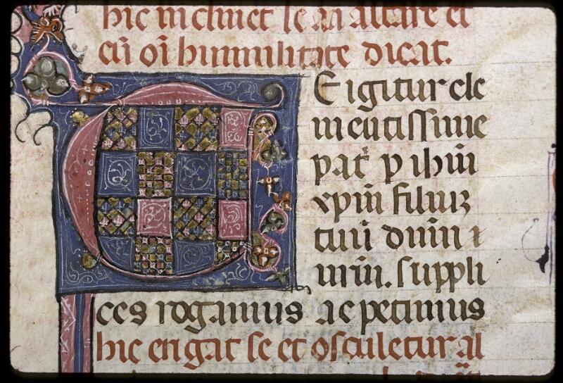 Lyon, Bibl. mun., ms. 0512, f. 110v - vue 2
