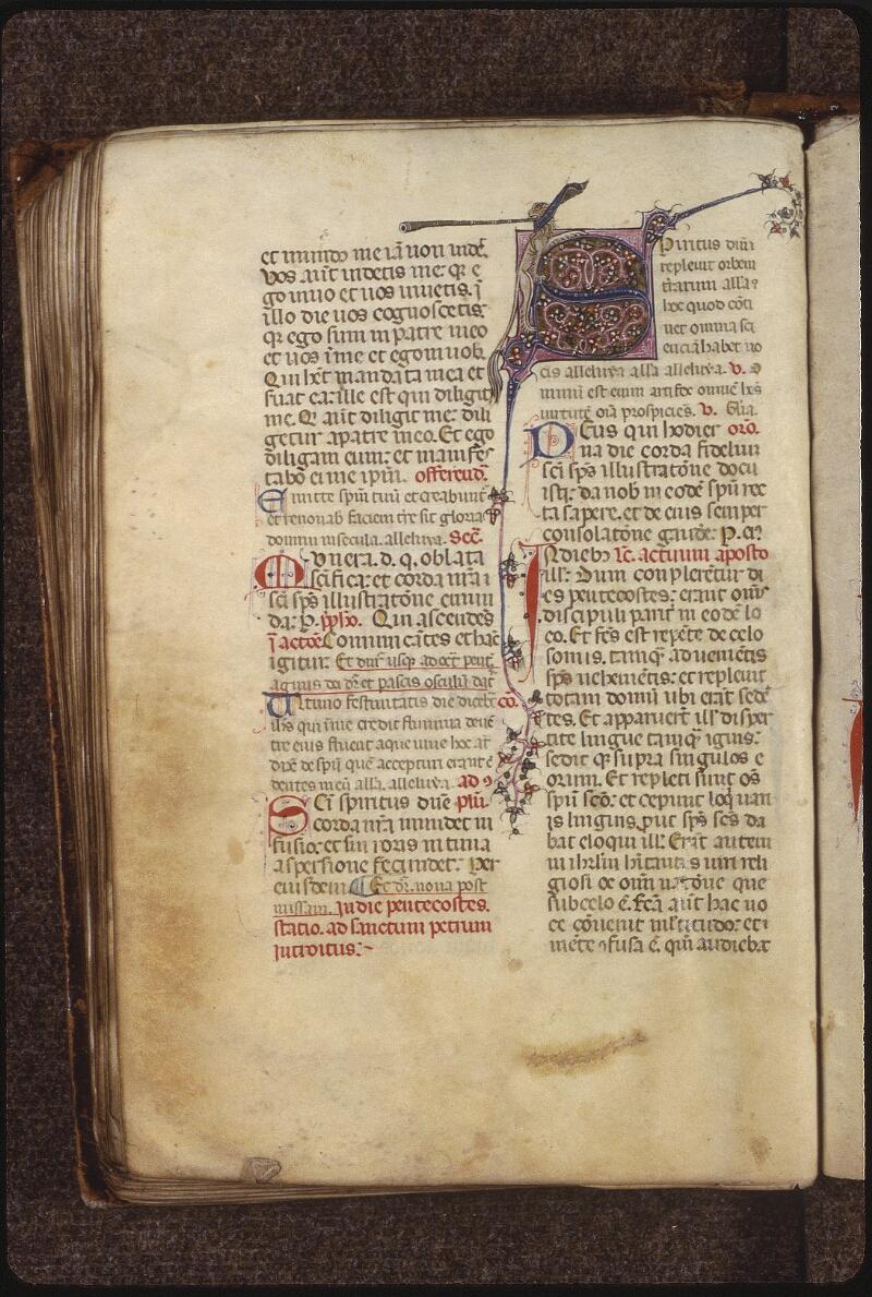 Lyon, Bibl. mun., ms. 0512, f. 125v - vue 1
