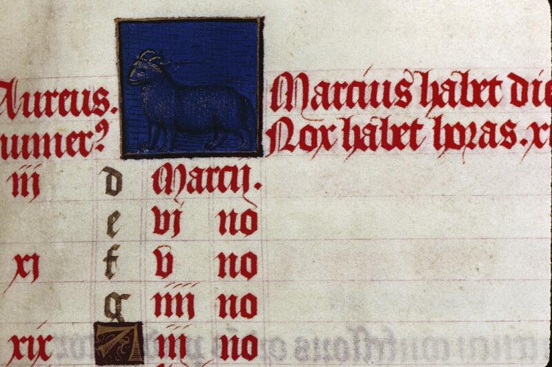 Lyon, Bibl. mun., ms. 0514, f. 002 - vue 1