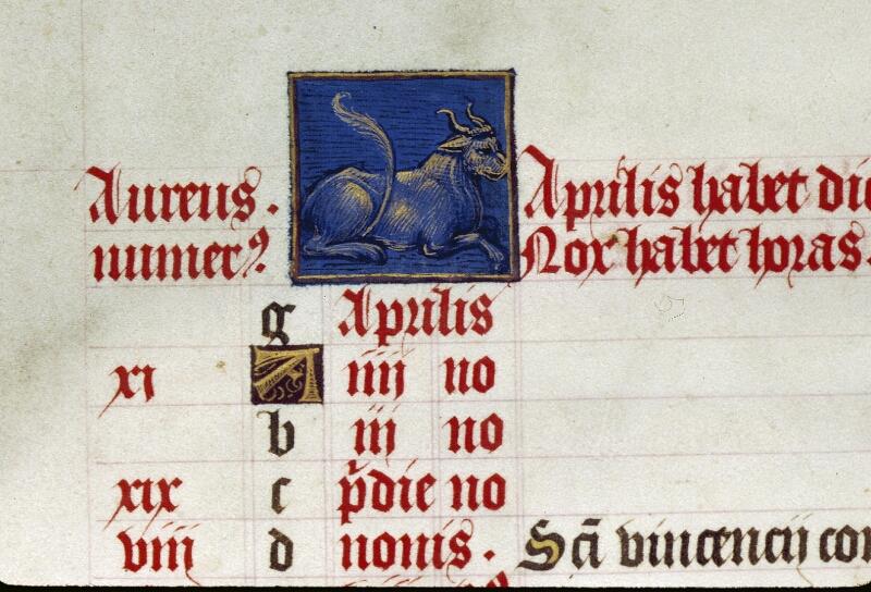 Lyon, Bibl. mun., ms. 0514, f. 002v - vue 1
