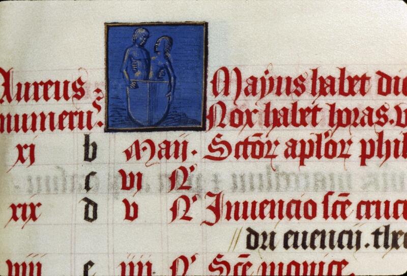 Lyon, Bibl. mun., ms. 0514, f. 003 - vue 1