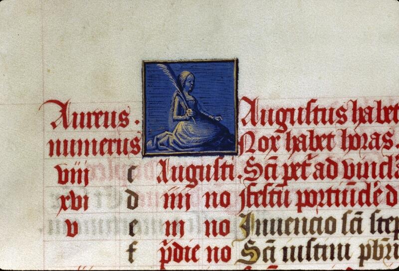 Lyon, Bibl. mun., ms. 0514, f. 004v - vue 1