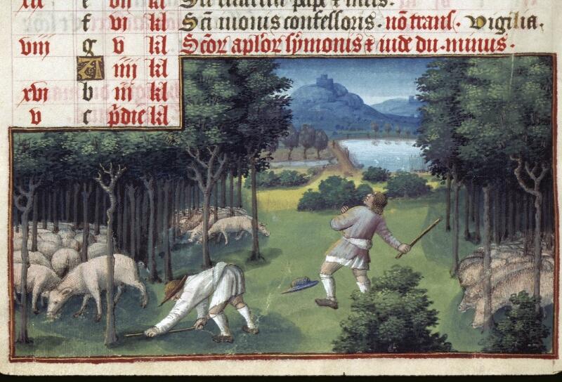 Lyon, Bibl. mun., ms. 0514, f. 005v - vue 2